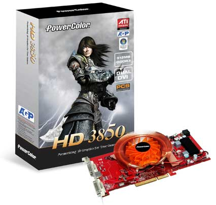 hd3850 agp - Radeon HD 3850 AGP : DirectX 10.1, mas sem Windows Vista
