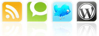 iconos - 12 ícones em png de vários serviços web 2.0