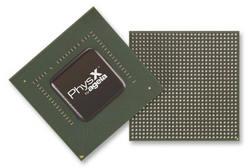 physx chip - NVIDIA compra Ageia e seu PhysX