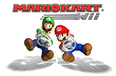 4704 - Confira um vídeo com Mario Kart Wii em ação