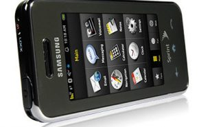"Samsung Instint: o primeiro concorrente ""assumido"" do iPhone"