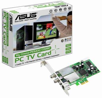 ttvasus - Nova placa de TV Asus PCI-E x1.