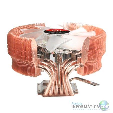 03 sideview 600c - Thermaltake MaxOrb EX, excelente disipador para CPU