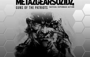 É um filme? Não, apenas o trailer norte-americano de Metal Gear Solid 4