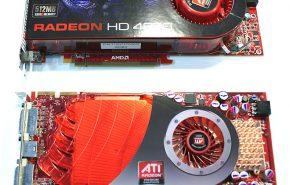 Radeon HD 4850 é fotografada