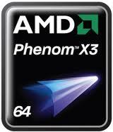 amd phenom x3 logo - AMD prepara Phenom X3 EE (eficientes)