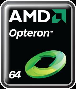 amdopteronwv8 - Novos AMD Opteron 1300
