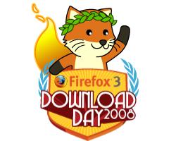 dday badge fox - Firefox consegue bater e entra para o Guinness Book