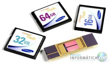 nandflash - Samsung planeja lançar cartão de memória flash de 256 GB