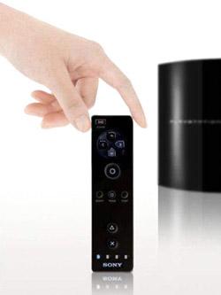 ps3mote 122 - Um clone do Wiimote para o PS3 da Sony