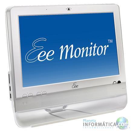 eee monitor - Divulgado Asus Eee Monitor