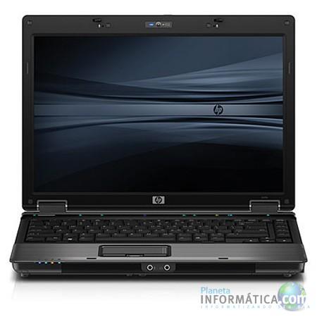 hpcompaq6535 - HP lança dois notebooks com processador Turion X2