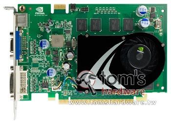 nvidia geforce 9500 gt ddr2 01 - Mais detalhes das GeForce 9500 GT