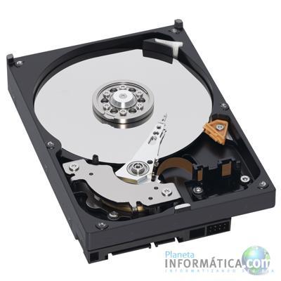 wd re2 wd5001abys - Hitachi pensa chegar aos 5 TB por disco para 2010.