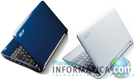 aao - Novas versões do Acer Aspire One este mês