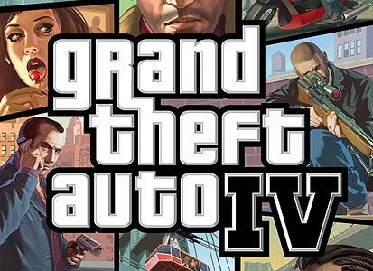 grand theft auto iv - Chega hoje às lojas o jogo Grand Theft Auto IV