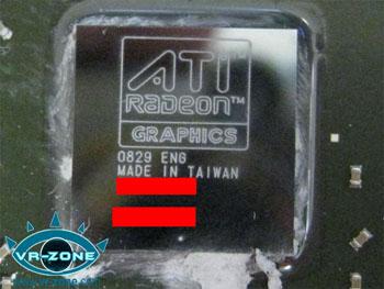 rv730 descubierto - Mostram uma Radeon 4670 sem disipador