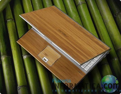 1220295861615 58 - Asus faz notebook de bambu