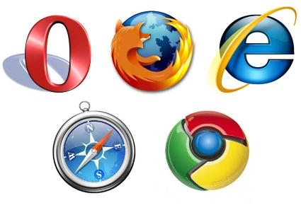comparacao browsers - Comparação dos próximo Web Browsers