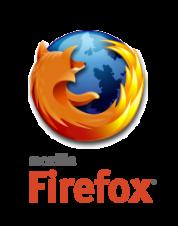 firefox wordmark vertical - Alpha 2 do Firefox 3.1