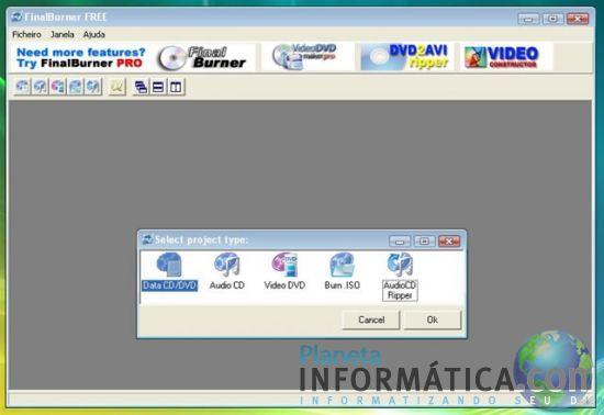 imagem finalburner.thumbnail - FinalBurner Free 2.3.0.135