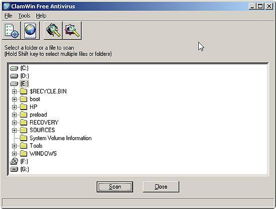 08277216.thumbnail - Antivírus portátil protege usuário que utiliza muitos computadores