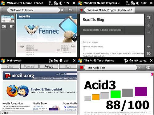 2934680815 0caf5242e51 - Fennec alpha 1: lançamento do Firefox para mobiles
