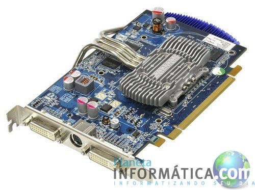 63008 his 4650 silence 4 - HIS lança a sua Radeon HD4650 iSilence 4 na França