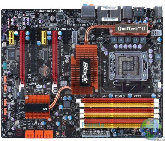 ecs x58b a.thumbnail - ECS X58B-A : a placa mãe X58 de baixo custo