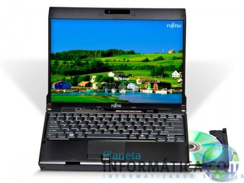 fujitsu lifebook p8020 img01 - LifeBook P8020: o mais recente notebook da Fujitsu