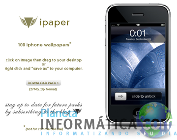 100 Wallpapers para iphone