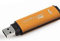 kingston 32gb - Assim se fabrica um pen drive