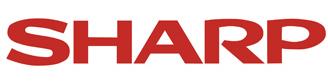 sharplogo - Sharp é a primeira a lançar família de TVs LCD com Blu-Ray