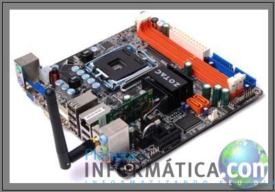 zotac mother - Placa mãe da ZOTAC para equipamentos Mini-ITX