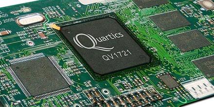 """6619 -  Fotos Quartics: um """"quase"""" concorrente do Intel Atom"""