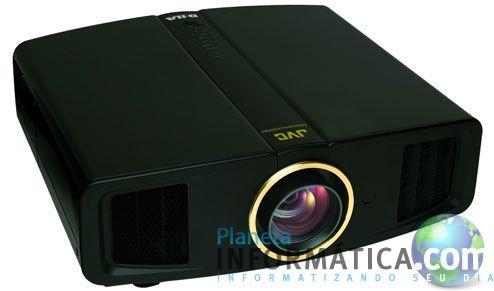 jvc projetor 3d - JVC deve lançar projetor 3D para home theaters em 2009