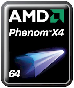 Logo Phenom II X4