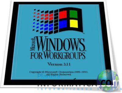 windows 311 - Após 18 anos a Microsoft descontinua Windows 3.1