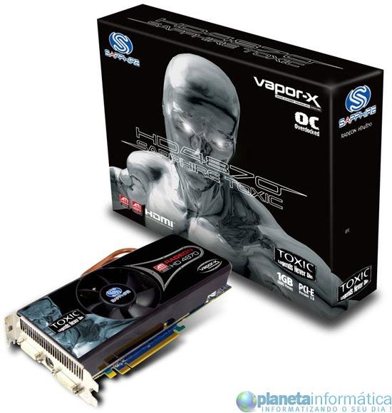01835950 - A Sapphire está preparando uma Radeon HD 4870 1GB Toxic
