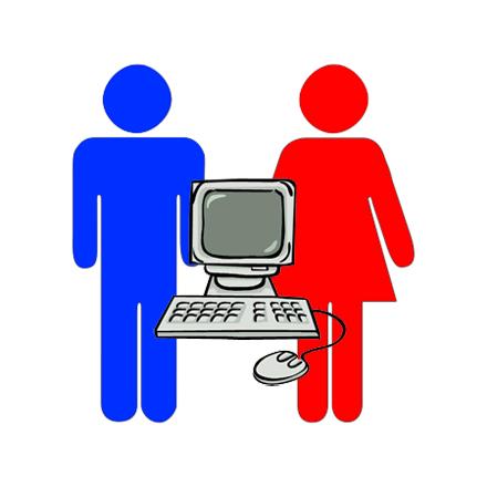 6813 - 46% das mulheres preferem internet a sexo
