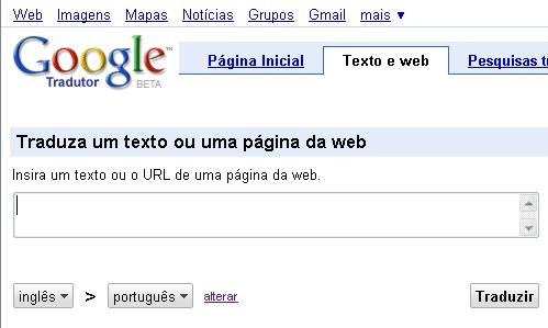 google tradutor - O Google Tradutor está com uma nova interface