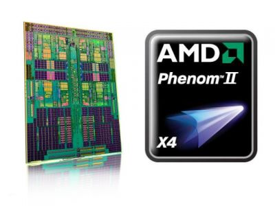 normal quad core phenom ii comes in december 2 - Los AMD Thuban de 6 núcleos para el Q2 2010