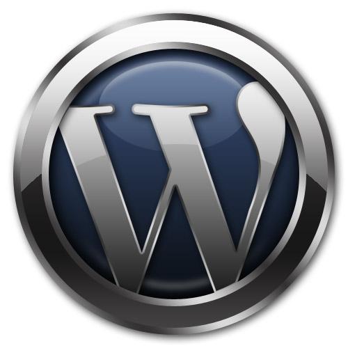 wordpress logo - Coltrane: WordPress 2.7 já está aqui