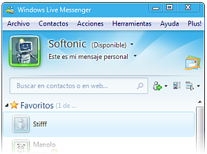 4 msncuadrado capturajpg - Windows Live Messenger 2009 (14.0.8050.1202)