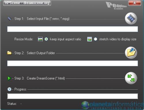 imagem xpscene01 - XPScene 1.2.8.317