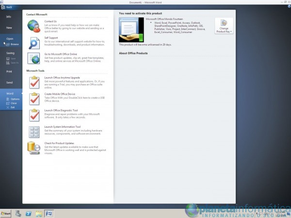 office14 about.thumbnail - Imagens do novo Office 14