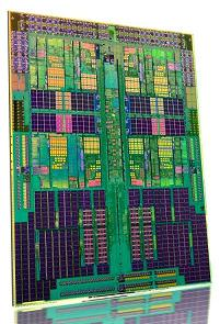 AMD Phenon II chip