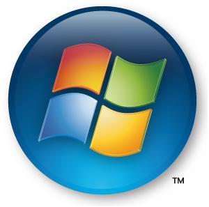 windows logo redondo - Site do Windows Vista para empresas