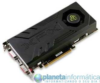 xfx 01 - Fotos das placas gráficas Radeon da XFX