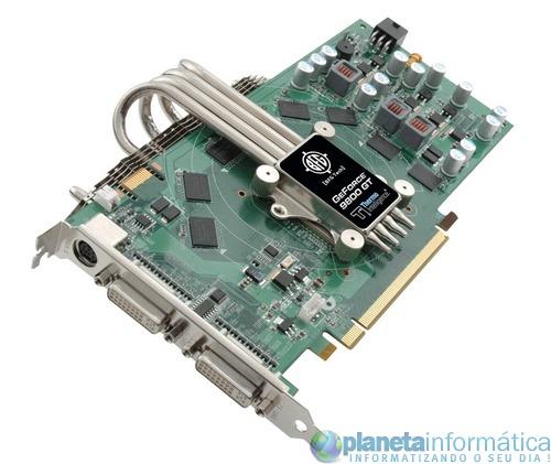 9800gtpassive170209 - Uma GeForce 9800GT passiva da BFG